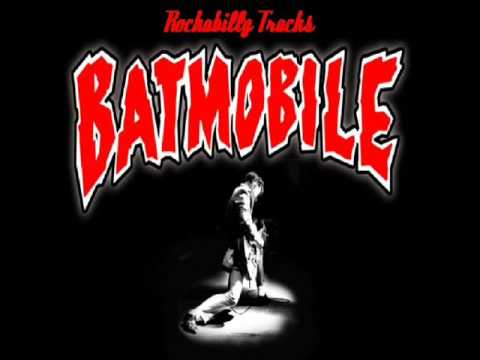 Batmobile - Zombie riot