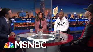Breakfast Club Hosts Roast Gucci And Floyd Mayweather On MSNBC | The Beat With Ari Melber | MSNBC