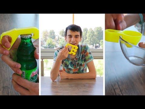 3D Yazıcı ile Hayat Kolaylaştıran 15 Baskı!