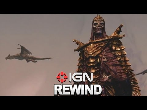 The Elder Scrolls V: Skyrim - Dragonborn DLC Trailer Analysis - IGN Rewind Theater