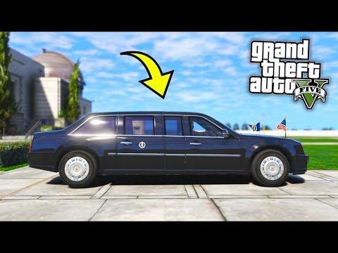 Download  What happens if you steal Mr President's car?! GTA 5 Mods Gameplay Gratis, download lagu terbaru