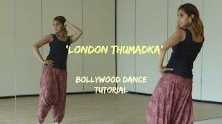 download lagu London Thumakda Queen  How To Bollywood Dance-tutorial  gratis