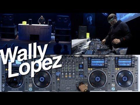 Wally Lopez - DJsounds Show 2017