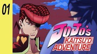 Jojo's Kaitsu'd Adventure Episode 01 - Daze