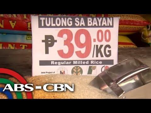 TV Patrol: SRP, nais ipangontra sa P50/kilo ng bigas thumbnail