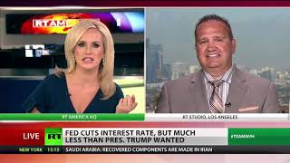 Fed 'has lost control' of interest rate – analyst