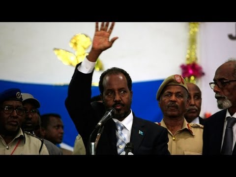 Mosaic News - 09/10/12: Somalia MPs Vote for New President in 'Historic' Poll