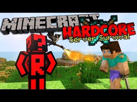 Minecraft 1.8 Hardcore Server Survival - The Iron Price! (Episode 5)