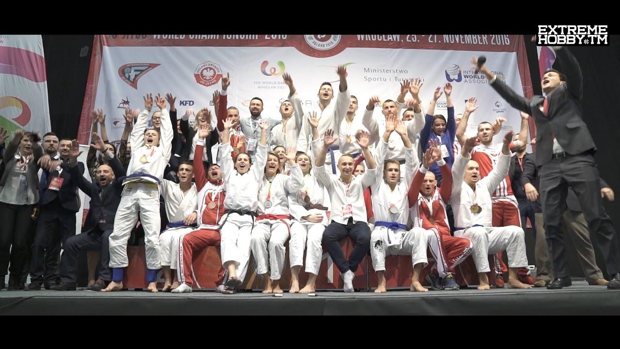 Ju-Jitsu World Championship 2016 Wrocław by EXTREME HOBBY Part 3 - Extremalne podsumowanie!