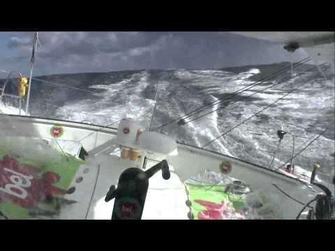 First week's highlights - Vendée Globe 2012 2013