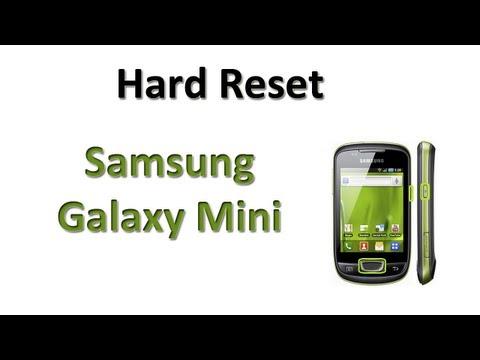 Как сделать hard reset на samsung s7562