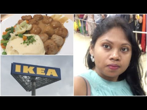 ikea Hyderabad  vlog || trip to IKEA 786 sq.ft model homeIKEA kitchen,IKEA home decor||sireesha