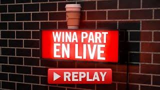 Winamax TV - Replay Wina part en live 18/07/2018