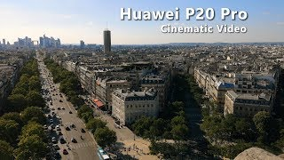 Huawei P20 Pro with DJI Osmo Mobile 2 | Cinematic Video