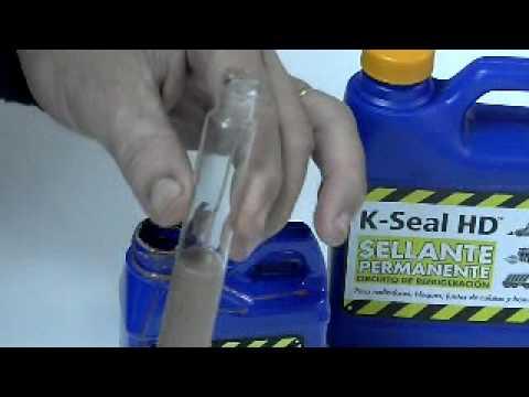K-Seal, Sellante del C. Refrigeración