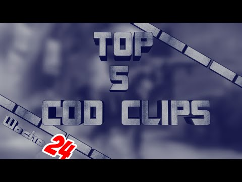 Top 5 Call of Duty Clips Woche 24