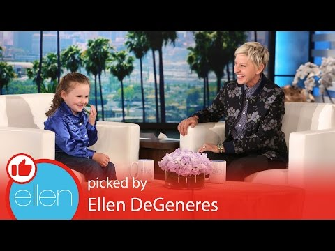 Introducing Ellen's YouTube Kids Playlist