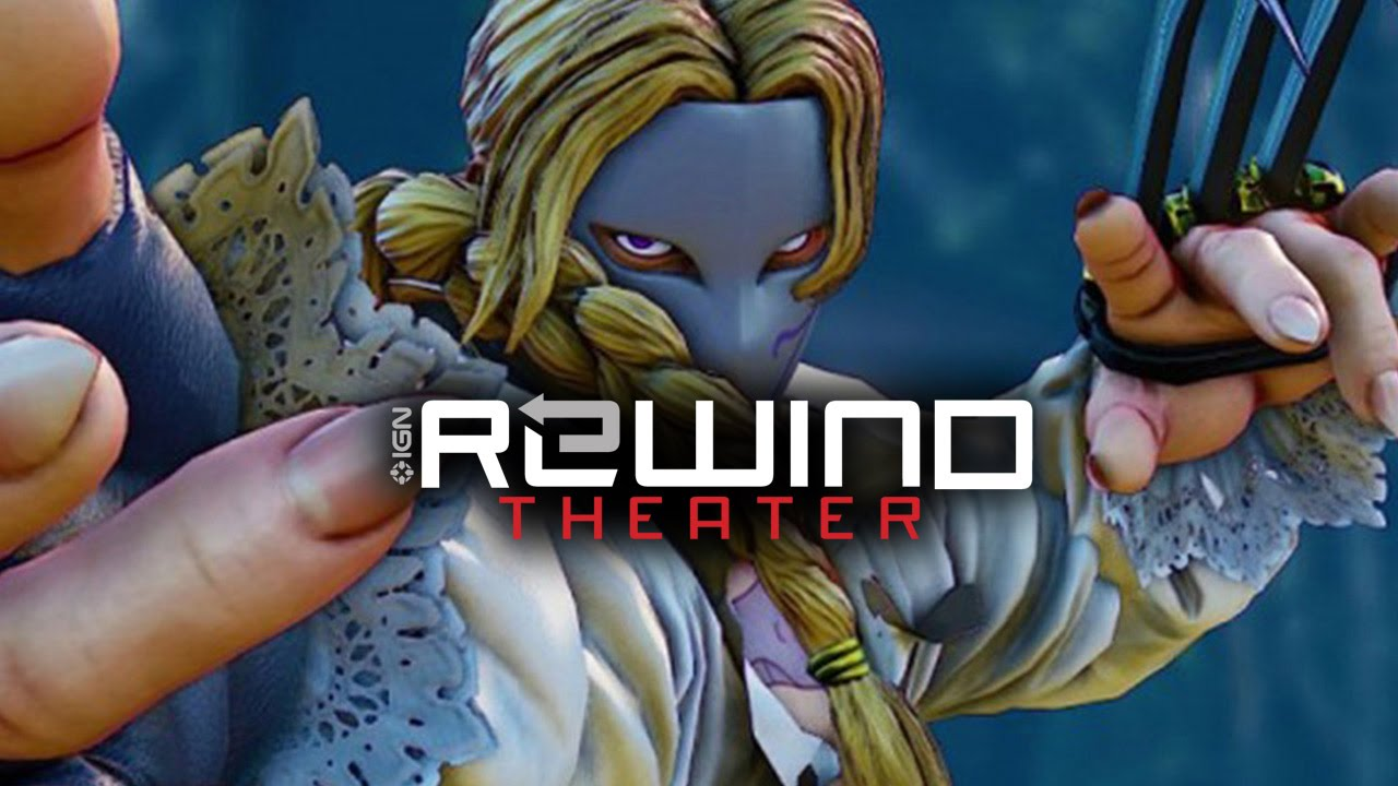 Street Fighter 5: Vega Reveal Trailer - Rewind Theater