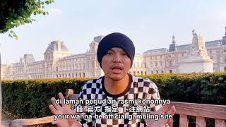 Bookie Malaysia tak Boleh! 請這位BOOKIE請不要再利用林北的歌來打廣告!
