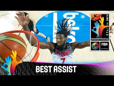 USA v New Zealand - Best Assist - 2014 FIBA Basketball World Cup