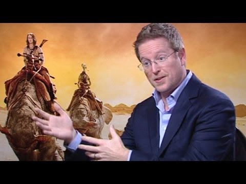 Andrew Stanton 'John Carter' Interview: Live Action Directing Was More Spontaneous