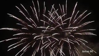 Gigantic Night Show RC with Light and Pyro / JetPower Messe 2015