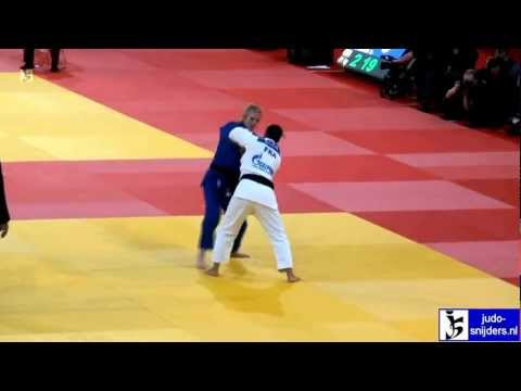 Judo 2012 Grand Slam Paris: Decosse (FRA) - Polling (NED) [-70kg]