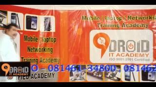 9DROID IT ACADEMY, Jalandhar,Ludhiana,Amritsar