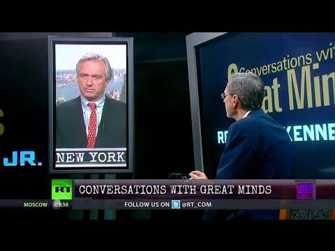 Conversations w/Great Minds P1 Robert Kennedy Jr. - Thimerosal: Let the Science Speak
