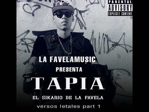 TAPIA El Sikario De La Favela  Video Official-(Versos Letales) By SINASTRA FILMS