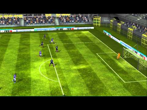 FIFA 14 iPhone/iPad - Bradford County vs. FC Zürich