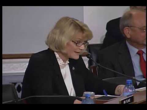 Lummis Grills Carolyn Maloney on Wilderness Bill