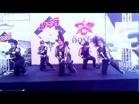 [130316] RB-bARBARiC cover B.A.P (비에이피) :: Warrior + One Shot + Power @ MBC KMW 2013