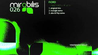 Fiord, Triangle - Fiord - Shadows Of You (Triangle Remix) MIRABILISO26