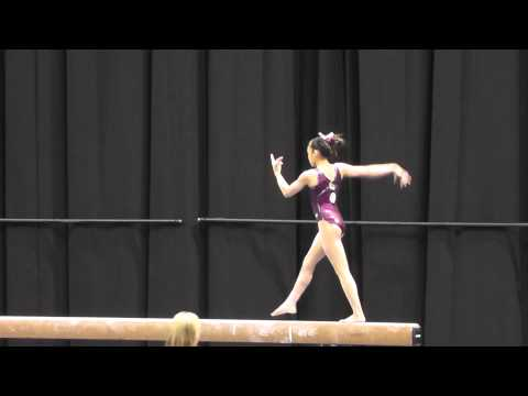 Texas Dreams, Veronica Hults - BB - 2012 Visa Championships Podium Training