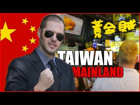 Taiwan vs. Mainland China