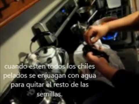 CHILES AHOGADOS