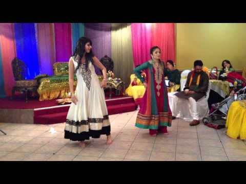 Marias Mehendi Dance