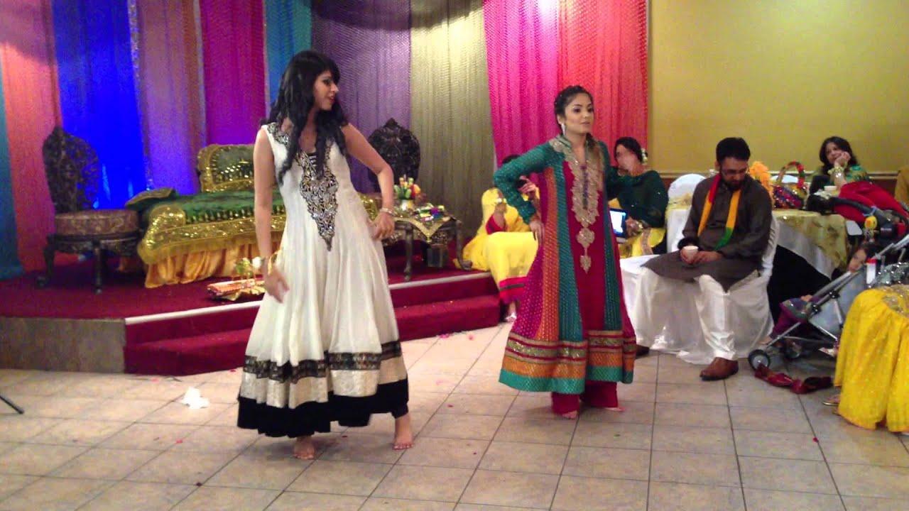 Mehndi S For Wedding Dance : Maria s mehendi dance youtube