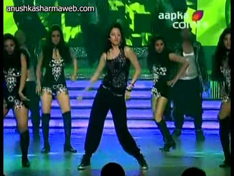 Anushka Sharma's performance at Global Indian Film & TV Honours 2011 Music Videos