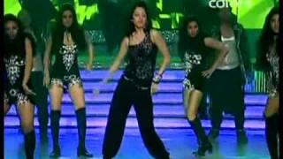Anushka Sharma's performance at Global Indian Film & TV Honours 2011
