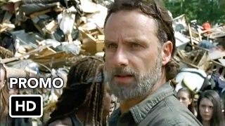 "The Walking Dead Season 7 Episode 10 ""New Best Friends"" Promo (HD) The Walking Dead 7x10"