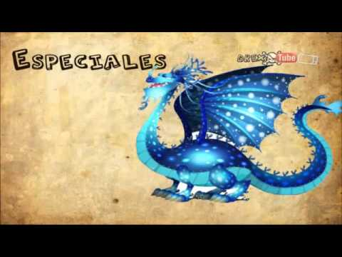 Dragon City - Como Sacar Dragones Legendarios, Puros y Especiales Marzo 2013 HD