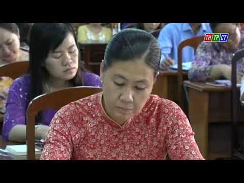 Thới Lai đánh giá giữa nhiệm kỳ thực hiện Nghị quyết Đại hội đại biểu phụ nữ