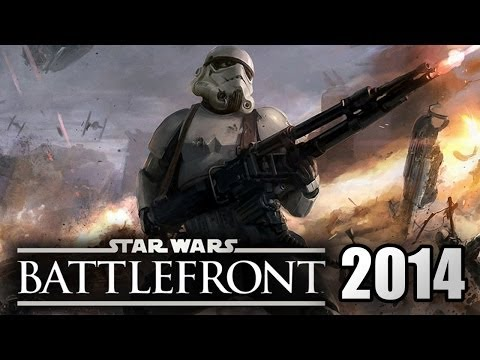 Star Wars HQ - Star Wars Battlefront 3 2014 (SWBF3) Release Date! Open World Coruscant & Zombies!
