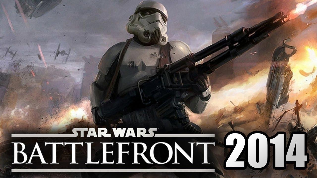 Star wars battlefront 2014