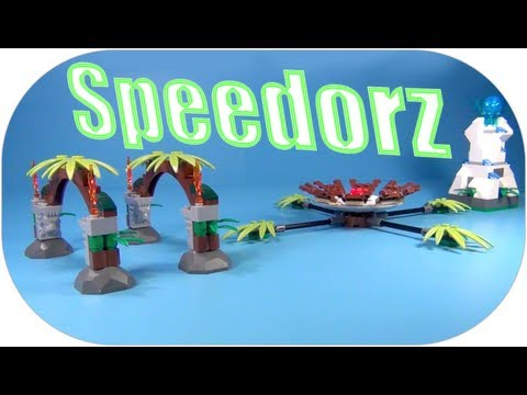 LEGO Speedorz Battle for the Chi Part 2 LEGO Legends of Chima 70104 70105 70106