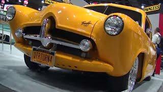2013 SEMA Show Video Coverage: HEMI-Powered 1951 Henry J \
