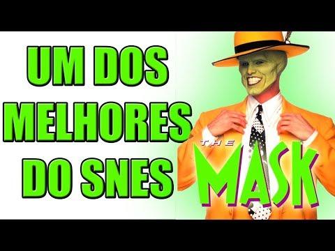 """The Mask Super Nintendo """" HARD 100% DO INICIO AO FIM SEM MORRER"""""""