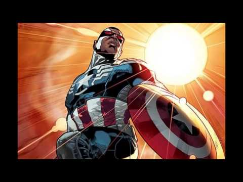 Marvel Announces New Captain America is African American